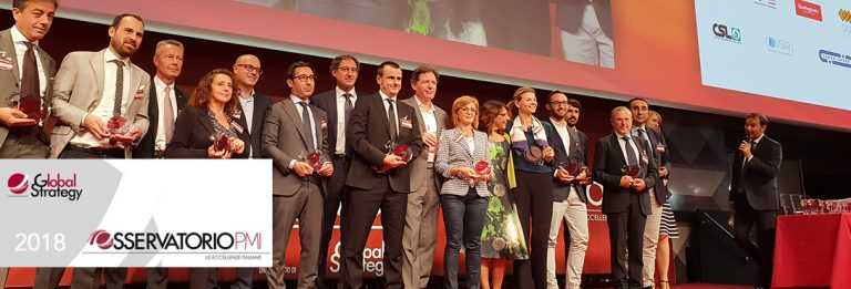 PQE Awarded among italian Excellences of 2018
