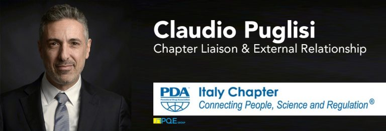 Claudio Puglisi Elected PDA Italy Chapter Liaison and External Relationship board member