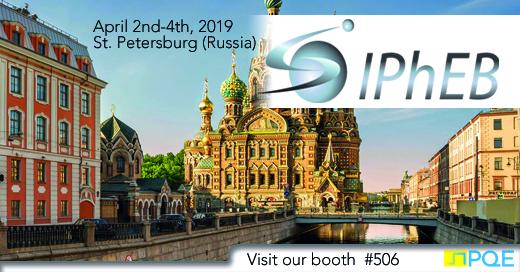 IPhEB Russia 2019 St Petersburg PQE