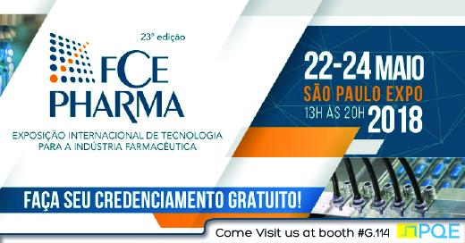 FCE Pharma 2018