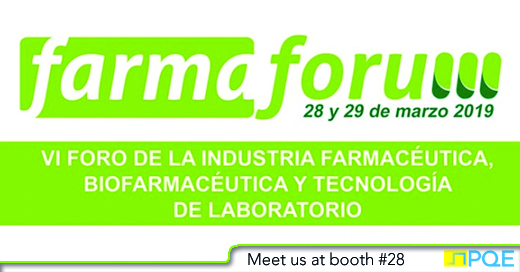 FarmaForum Madrid 2019 PQE