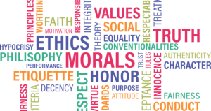 corporate social responsibility csr ethical code