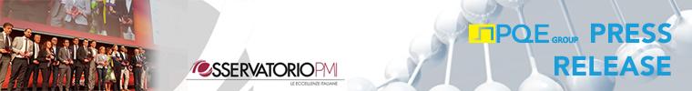 Osservatorio PMI Eccellenze Italiane PQE press release