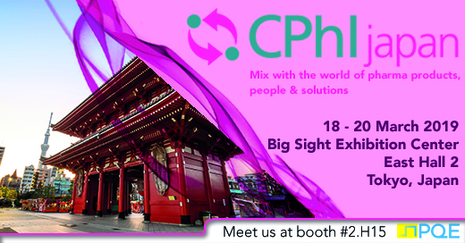 CPhI Japan 2019 iCSE Tokyo