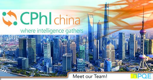CPhI China Shanghai UBM PQE ICSE 2019