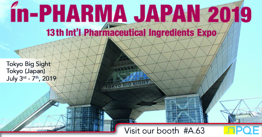 in-Pharma Interphex Japan 2019 PQE