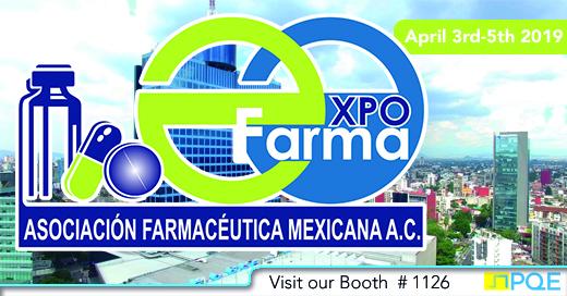Expofarma 2019 PQE Group Mexico