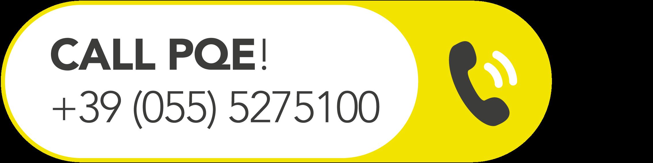 Call PQE +39 (055)5275100