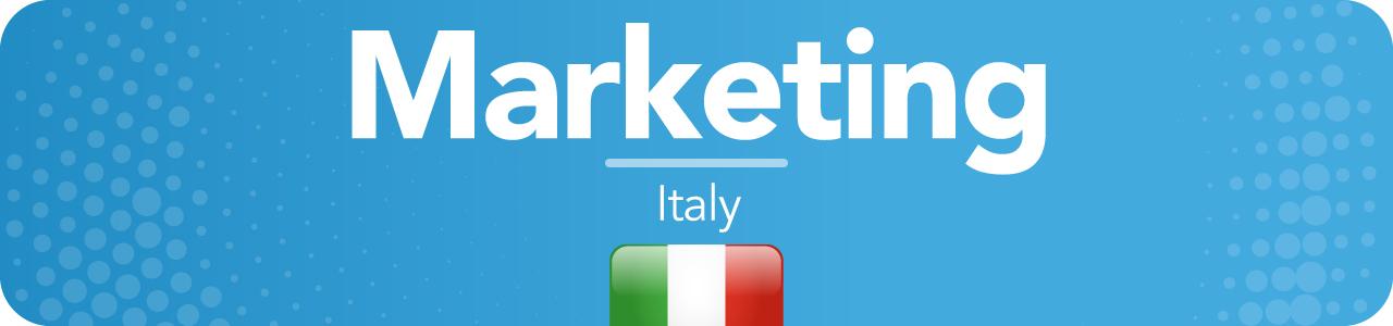 Italy Marketing Jobs PQE Group