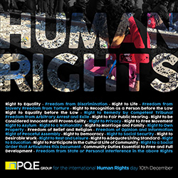 December 10th Human rights Day