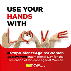 November 25 Day for elimination violence against women