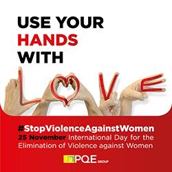 November 25 Day for elimination violence against women