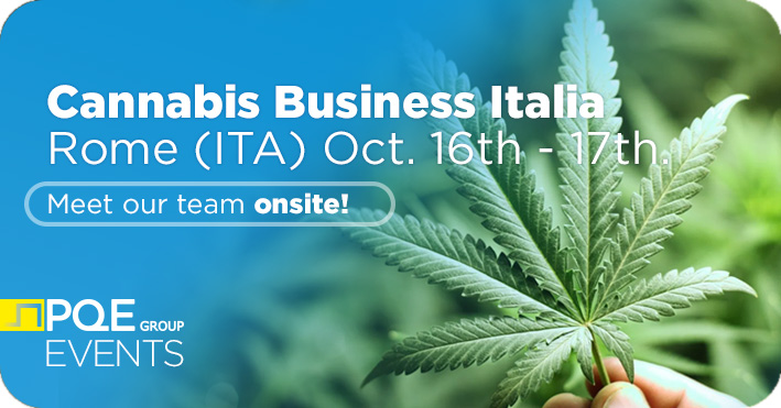 Cannabis Business Italia 2019 Roma PQE Group