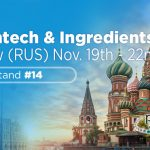 Pharmtech And Ingredients 2019 Moscow Russia PQE Group stand 14