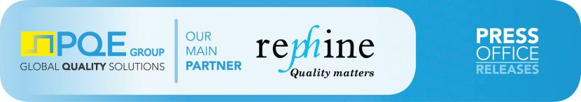 PRESS RELEASE - PQE Group and Rephine partnership for excellence