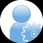 Technical course icon